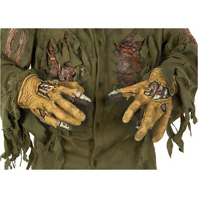Jason Hands Adult Mens Scary Halloween Costume Gloves Friday the 13th