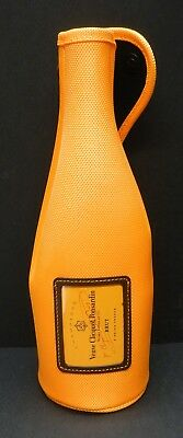 Veuve Clicquot Ponsardin Champagne Insulated Picnic Bottle Ice Jacket Holder Org