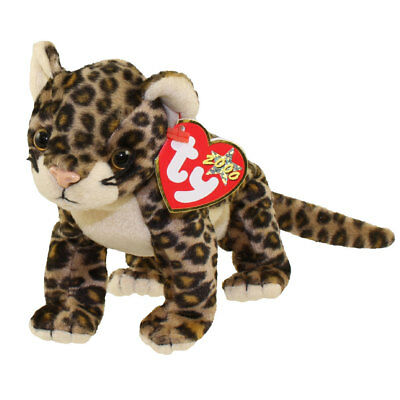 1b581241eb6 TY Beanie Baby - SNEAKY the Leopard (5.5 inch) - MWMTs Stuffed Animal Toy