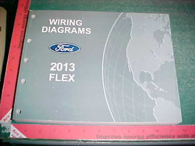 2013 ford flex wiring diagrams manual xlnt mint