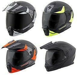 SCORPION EXO-AT950 COLD WEATHER HELMET SILVER MD 95-1054-SD