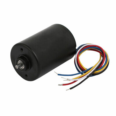A3650 DC 24V 6000RPM 3mm Shaft Dia Brushless Reduction Gear Synchronous Motor