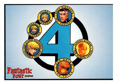 2008 Rittenhouse Archives Fantastic Four Archives  - Pick / Choose Your Cards