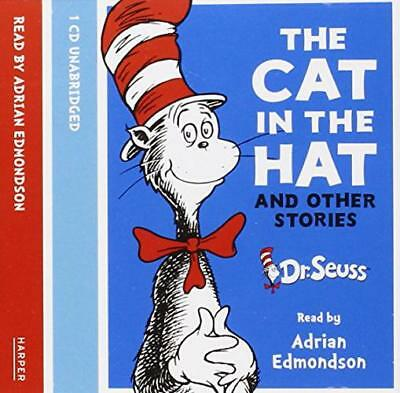 The Cat in the Hat and Other Stories (Dr Seuss) by Dr. Seuss   Audio CD Book   9