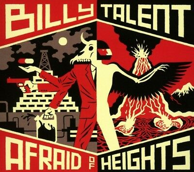Billy Talent - Afraid Of Heights (Deluxe) CD (2) Warner Mus NEW