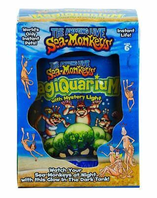 Sea Monkeys Magiquarium with Mystery Light Glow in the Dark 67420