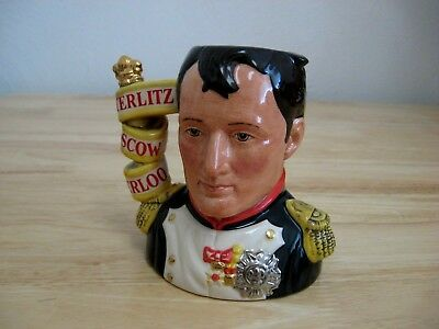 1995 Limited Edition Royal Doulton Toby Jug of Napoleon 289 / 2500