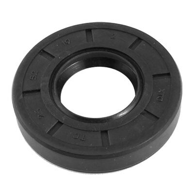 TC Rubber Coated 25x52x10mm Double Lip Rotary Shaft Oil Seal
