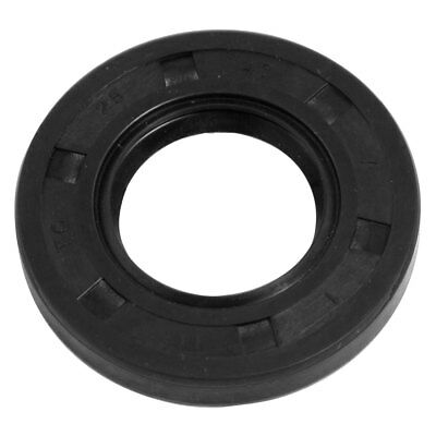 25mm x 47mm x 7mm Nitrile Rubber TC Double Lip Rotary Shaft Oil Seal