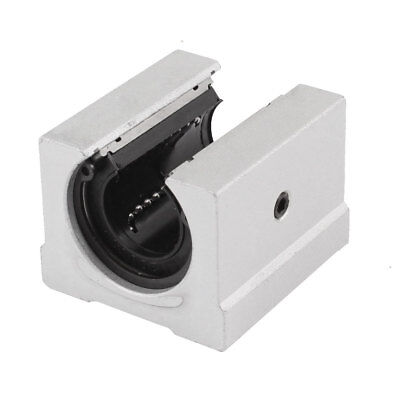 Open SBR20UU (20mm) Router Linear Motion Ball Bearing Slide Block for CNC
