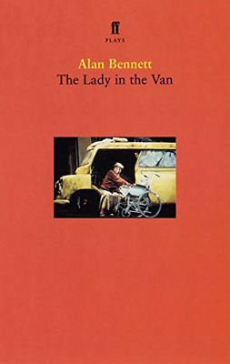 The Lady in the Van: Play (Faber Plays), Bennett, Alan, Good Condition Book, ISB