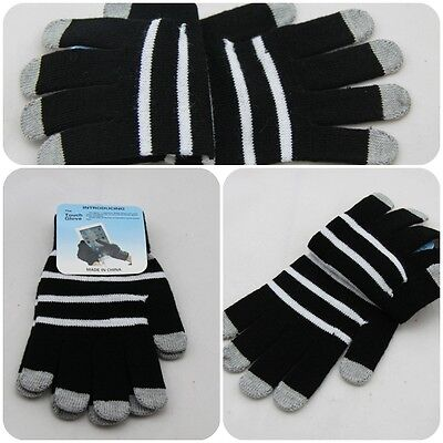 Full Finger Smartphone Touch Screen Gloves Muti-color Mittens For iPhone Tablet