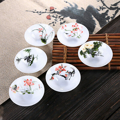 one cup porcelain handpainted cup of tea on sales Chinese kung fu tea cups China