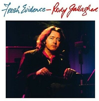 Rory Gallagher - Fresh Evidence [New CD] UK - Import