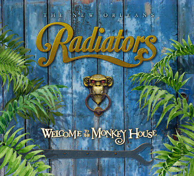 The Radiators - Welcome To The Monkey House [New CD] Digipack Packaging