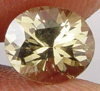 1.35CT Nice Oval Beautiful Glow Kornerupine 11010310