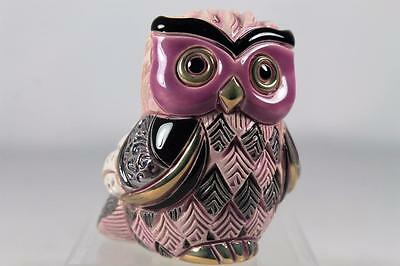 DeRosa Rinconada Family Collection 'Baby Long Eared Owl' #F405 New Release In Bx