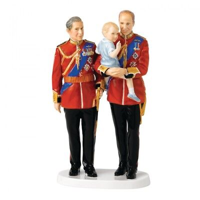 Royal Doulton Future Kings Limited Edition of 1000 Figurine H5884