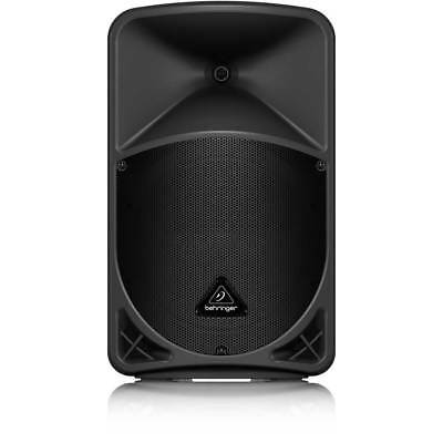 Behringer B12X 1000 Watt Powered 12 Inch PA Speaker with Control App