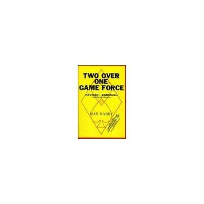 Two Over One: Game Force - Paperback NEW Hardy, Max 1994-02-01