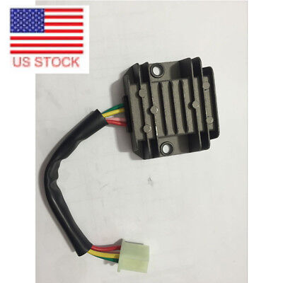 4 Wire Rectifier Wiring Trusted Diagrams. 4 Wires Voltage Regulator Rectifier For Motorcycle Aluminum Tao ATV Wiring Diagram Wire. Wiring. Rectifier 5 Diagram Pin Wiring Regulator Wy125c At Scoala.co