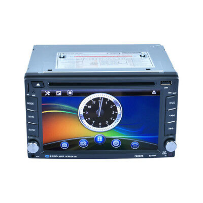 """6.2"""" Double 2 DIN Car MP3 MP5 Player Stereo FM Radio Bluetooth USB AUX in Dash"""