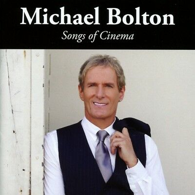 Michael Bolton - Songs Of Cinema CD Frontier NEW