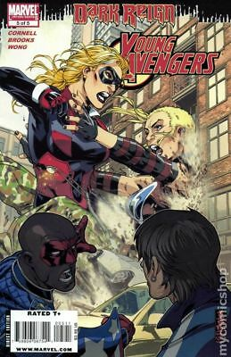 Dark Reign Young Avengers #5 2009 VF Stock Image