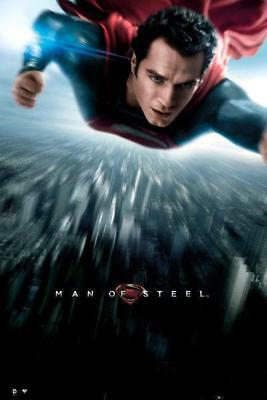 Superman Man of Steel : One Sheet - Maxi Poster 61cm x 91.5cm new and sealed
