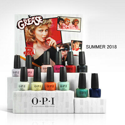 OPI Nail Polish Grease Collection 0.5oz *Choose any 1 color*