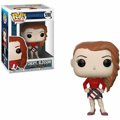 Funko Pop TV Riverdale Cheryl Blossom Vinyl Action Figure