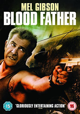 Blood Father  (Uk Import)  Dvd New