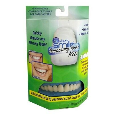 Teeth Instant Tempory Tooth Kit - Replacement