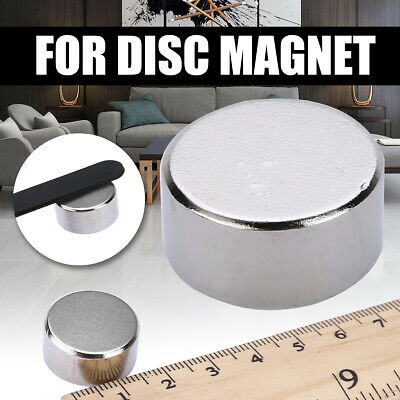 N52 Fort disque Aimant Disque Rond Terres rares Néodyme Aimant 20mm x 10mm