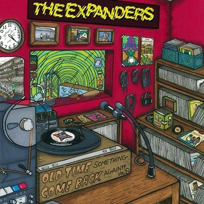 The Expanders - Old Time Something Come Back Again Vol.2 (LP+MP3) Vinyl LP  NEU