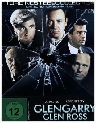 Glengarry Glen Ross (LIMITED Turbine Steel Edition) [DE-Version, Regio 2/B] NEU