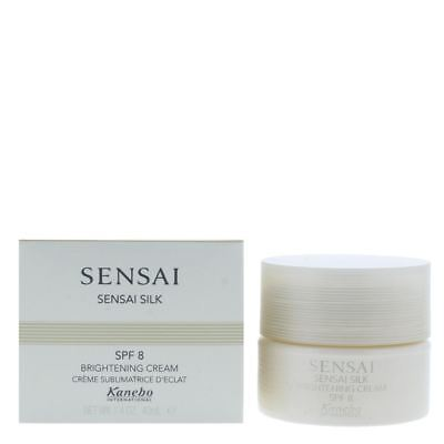 Kanebo Sensai Silk Brightening Cream 40ml SPF 8 Damaged Box