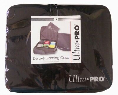 Ultra Pro Deluxe Portable Gaming Case - Umhängetasche Transport MtG Pokemon