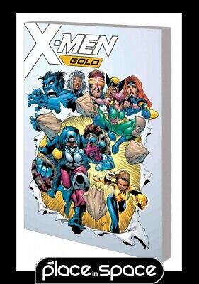 X-Men Gold Vol 00 Homecoming - Softcover