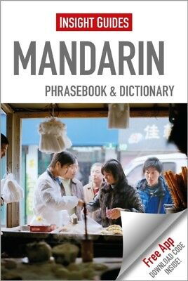 Insight Guides Phrasebooks: Mandarin (Paperback), Insight Guides,...