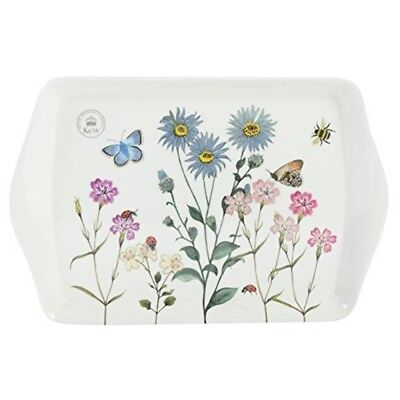 "Royal Botanic Gardens, Kew ""meadow Bugs"" Melamine Serving Tray By Creative -"