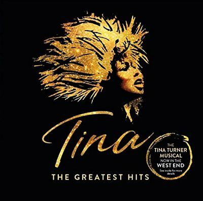 TINA TURNER THE GREATEST HITS 2 CD (Released 13th April 2018)