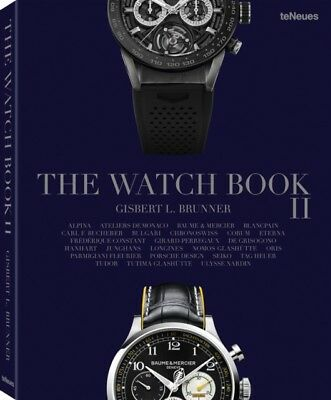 Watch Book Ii, Brunner, Gisbert, 9783832734213