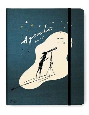 KATE SPADE Written in the stars 17 Month Medium 2018 Agenda Planner Calendar