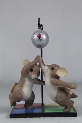 Charming Tails 'Dancing Through Life With You' Two Dancing #4027100 New In Box