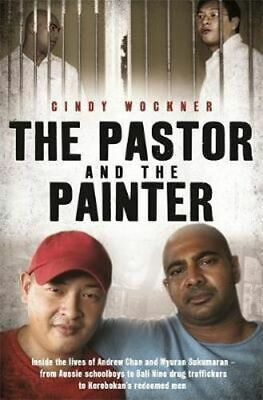 NEW The Pastor and the Painter By Cindy Wockner Paperback Free Shipping