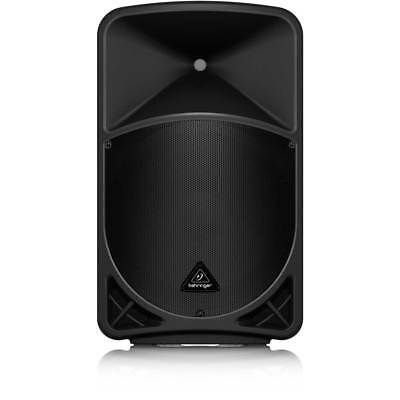Behringer B15X 1000 Watt Powered 15 Inch PA Speaker with Control App