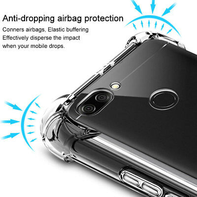 new concept 5504c f7656 FOR ASUS ZENFONE Max Plus M1 ZB570TL, Airbag Shockproof Soft Silicone Case  Cover