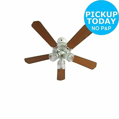 Collection boston ceiling fan white and oak effect 8000 collection boston ceiling fan white and oak effect mozeypictures Choice Image