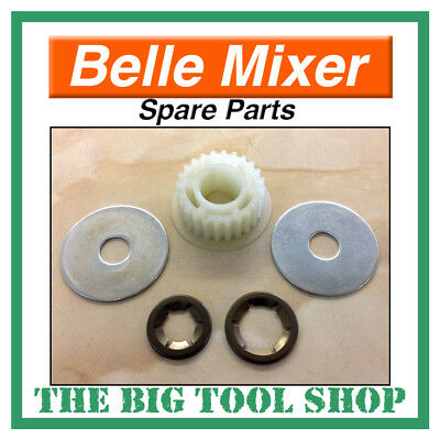BELLE MIXER MOTOR PULLEY KIT FOR MINIMIX 150  *POST 1st CLASS*
